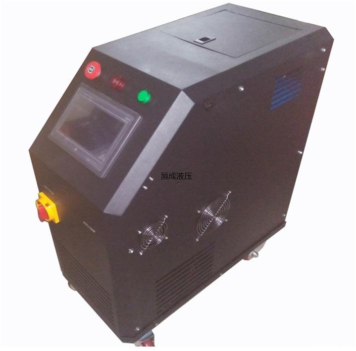 模内热切控制设备
