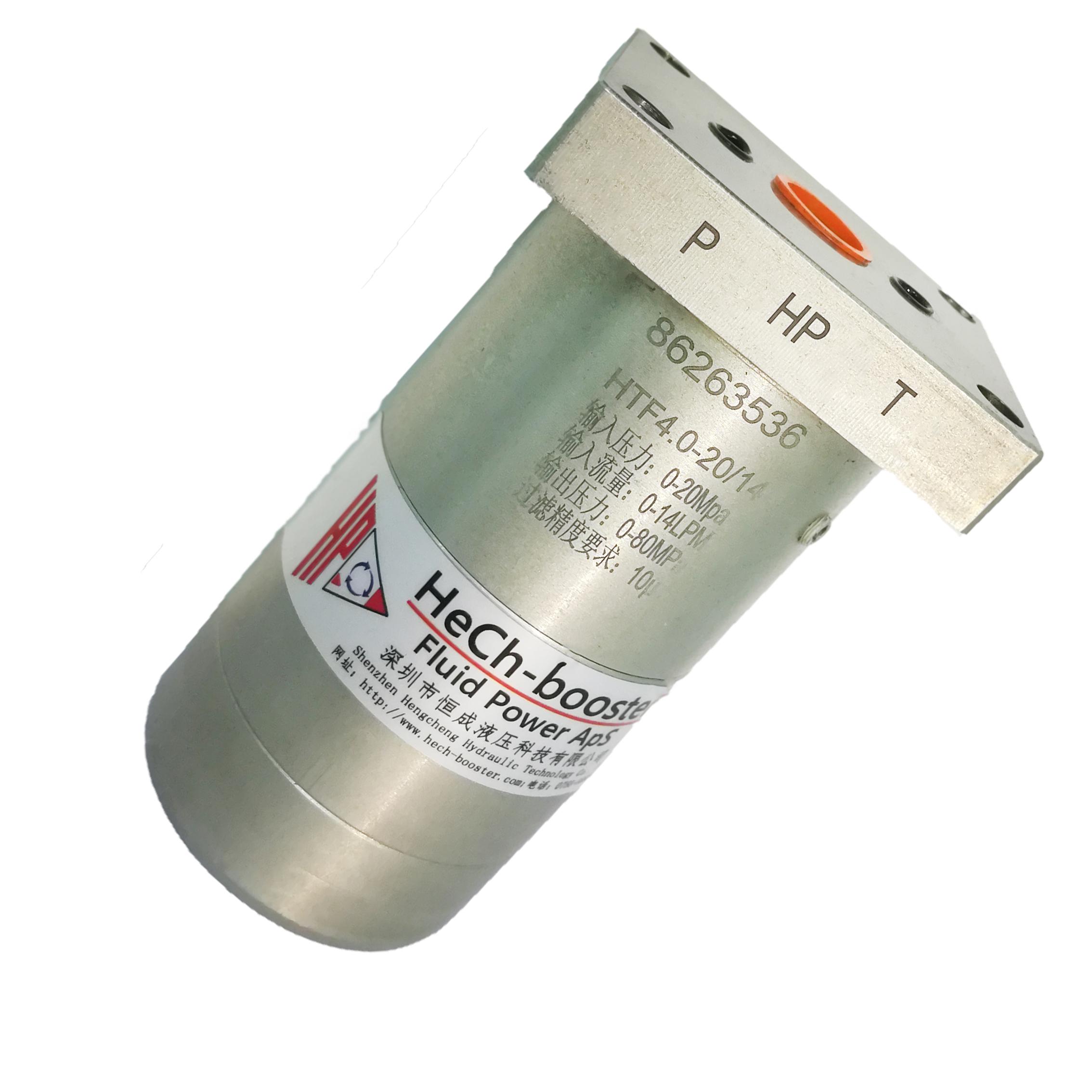 小流量液压增压器-HTF